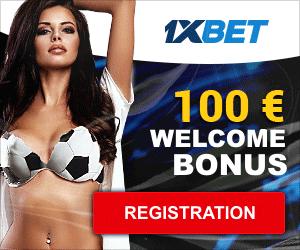 1xbet No sport bonus